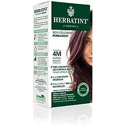 Herbatint Hair Color, 4M Mahogany Chestnut, 4.56 Fluid Ounce