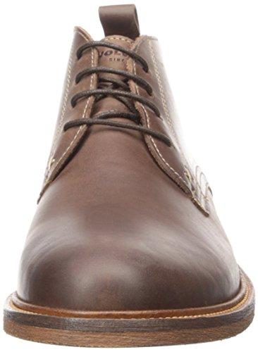 Wolverine 1883 by Mens Hensel Chukka Boot Dark Brown CTBuphR9
