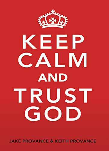 Keep Calm and Trust God - Outlet Salem Mall