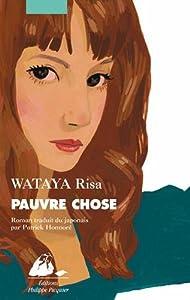 vignette de 'Pauvre chose (Risa Wataya)'