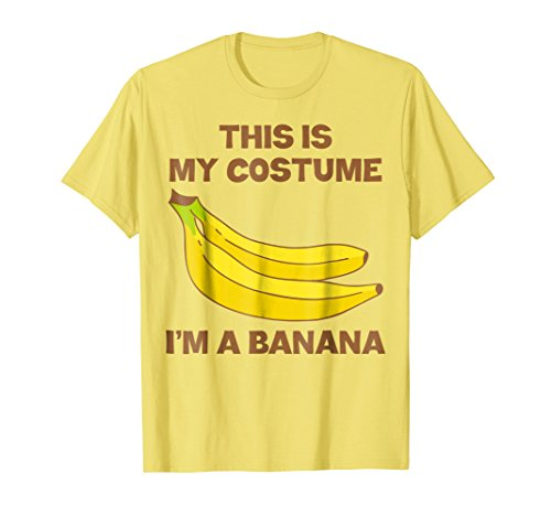 I'm A Banana This Is My Costume T-shirt Kid's Gifts
