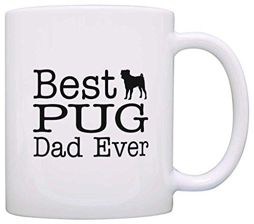 Dog-Lover-Gift-Best-Pug-Dad-Ever-Gift-Coffee-Mug-Tea-Cup