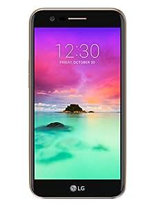 "LG K10 2017 (M250N) SIM única 4G 16GB Negro, Oro - Smartphone (13,5 cm (5.3""), 16 GB, 13 MP, Android, 7.0, Negro, Oro)"