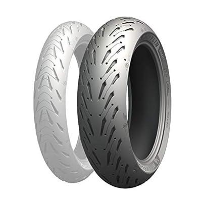 Michelin Road 5 Rear Tire (190/50ZR-17): Automotive