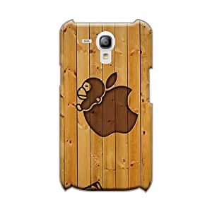 Best Hard Cell-phone Case For Samsung Galaxy S3 Mini (rJE23466ktWP) Unique Design HD Bape Bar Wood Series