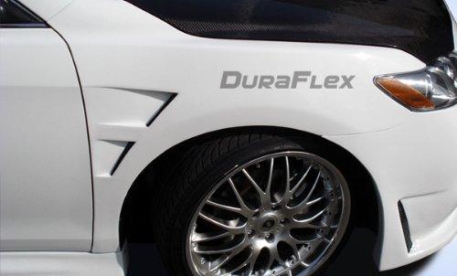 Concept Duraflex Fenders Gt (2007-2011 Toyota Camry Duraflex GT Concept Fenders - 2 Piece)
