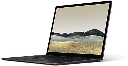 Microsoft Surface Laptop 3 15 Zoll Laptop Schwarz Computer Zubehör