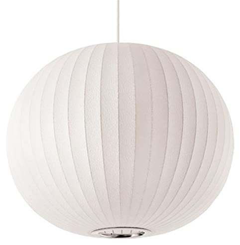 George nelson bubble lamps ball lamp ceiling pendant fixtures george nelson bubble lamps ball lamp aloadofball Images