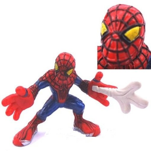 Marvel Super Hero Squad The AMAZING SPIDERMAN Movie Version Action Figure