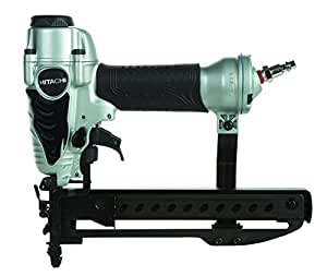 Hitachi N3804AB3 1 1/2 -Inch 18-Gauge Narrow Crown Finish Stapler