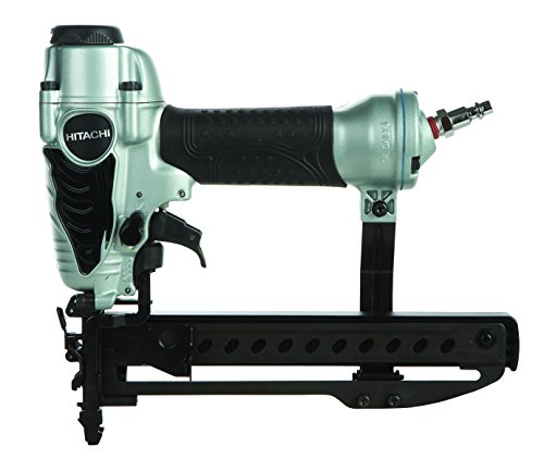 Hitachi N3804AB3 1/4 Narrow Crown Stapler, 18 Gauge, ½-Inch to 1-1/2-Inch Staple Length