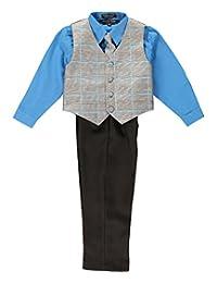 """Andrew Fezza """"Hampson"""" 4-Piece Vest Set"""