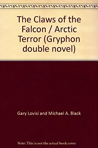 book cover of Claws of the Falcon / Arctic Terror