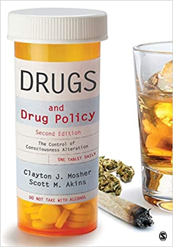 d1b039000 Drugs and Drug Policy  The Control of Consciousness Alteration Second  Edition