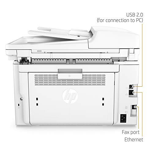 HP LaserJet Pro M227fdn All in One Laser Printer with Print Security, Amazon Dash Replenishment ready (G3Q79A). Replaces HP M225dn Laser Printer by HP (Image #8)