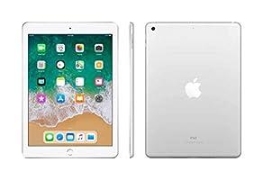 Apple iPad with WiFi, 128GB, Gold (2018 Model) (Refurbished)