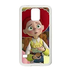 SamSung Galaxy S5 phone cases White Disneys Toy Story Jessie Buzz Lightyear cell phone cases Beautiful gifts JUW80000959