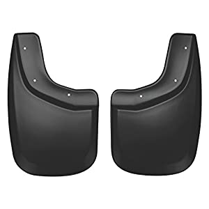 Husky Liners Rear Mud Guards Fits 04-12 Colorado/Canyon Large Flares
