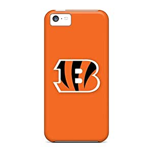 Awesome Design Cincinnati Bengals 6 Hard Case Cover For Iphone 5c