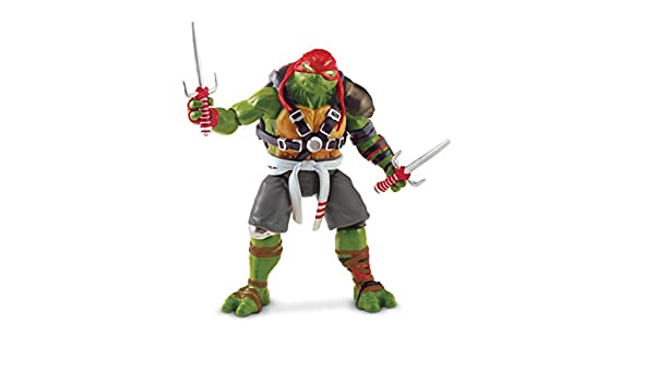 Las Tortugas Ninja 2 - 12 a la Figura de acción cm - Raphael