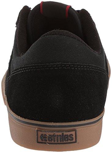 Etnies Black Goma Skateboarding Shoes Marana Men Rojo Negro Vulc wrqTwfv