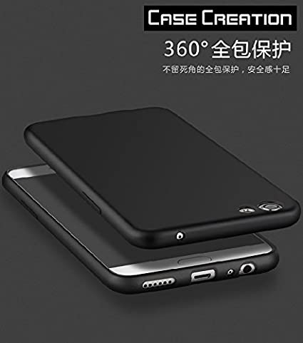 online retailer ea85e e142a Case Creation Vivo V5 Plus Back case,Ultra Thin 0.3mm: Amazon.in ...