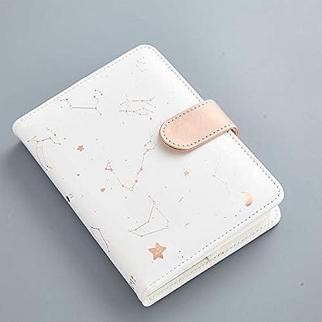 Amazon.com: Cuaderno de constellaciones, cuaderno con tapa ...