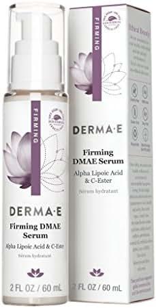 Facial Treatments: Derma E Firming Serum