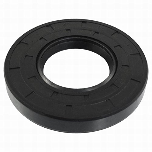 Fuxell 40mm x 80mm x 12mm Metric Double Lipped Rotary Shaft Oil Seal TC
