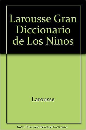 Descargar Libros Gratis Ebook Gran Diccionario De Los Ninos Falco Epub