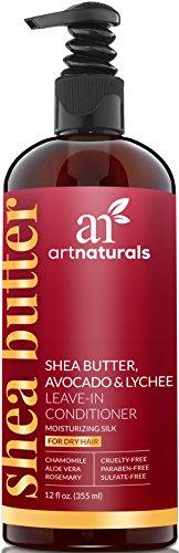 ArtNaturals Shea Butter Leave-In Conditioner - 12 Oz – Mad