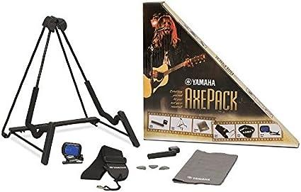 Yamaha Axe Pack Guitarra Kit de accesorios para guitarra eléctrica ...