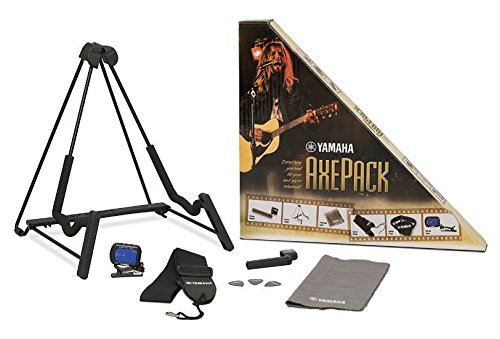 Yamaha Axe Pack Guitar Accessory Kit for Electric & Acoustic Guitar by YAMAHA