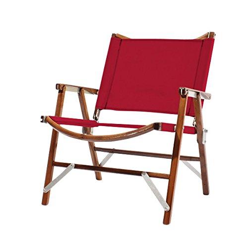 カーミットチェア ウォールナット Kermit Chair WALNUT [ バーガンディ ] B07FS2KDKW