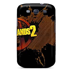 New Diy Design Borderlands 2 For Galaxy S3 Cases Comfortable For Lovers And Friends For Christmas Gifts