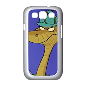 Disney Robin Hood Character Sir Hiss Samsung Galaxy S3 9300 Cell Phone Case White Phone Accessories JV279057