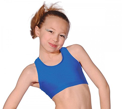 Roch Valley LCROP - Top de gimnasia azul - azul real