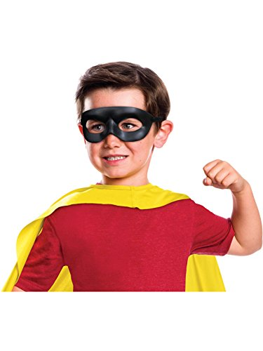 Rubie's Costume Boys DC Comics Robin Mask Costume, One Size -