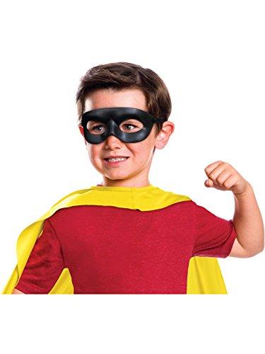 Rubie's Costume Boys DC Comics Robin Mask Costume, One Size]()