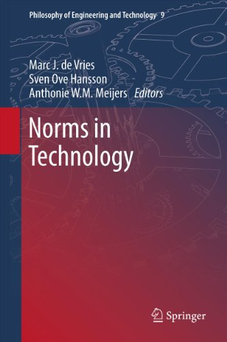 Download Norms in Technology: 9 (Philosophy of Engineering and Technology) Pdf