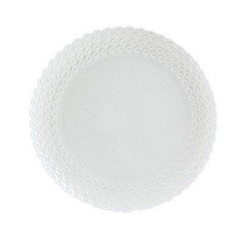 La Porcellana Bianca Momenti Salad Plate, Set of 6, 7.75