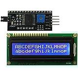 أردوينو راسبيبيري بي 16x2 وحدة LCD مع محول تسلسلي IIC/I2C