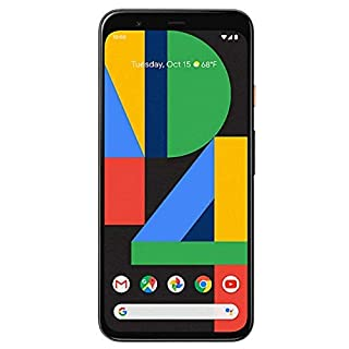 Google Pixel 4 XL 64 GB Verizon (Clearly White) (Renewed)