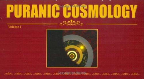Download Puranic Cosmology, Volume 1 ebook