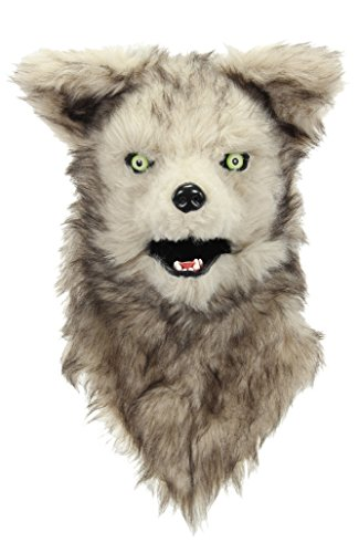 elope Mouth Mover Wolf Mask -