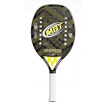 Max Mbt Beach Tennis Raqueta Tenis Playa Racket M-CARBON Special ...