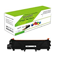 Premium Ink&Toner | Re-Manufactured Toner Cartridge Replacement for TN-760 – Standard Yield Laser Printer Cartridge Compatible with Brother