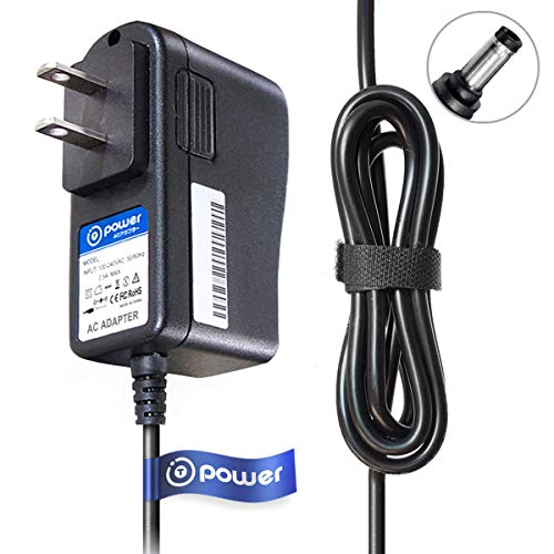 T POWER 9V Ac Dc Adapter Charger for Schwinn Elliptical Exercise Bike A10 A15 A20 A25 A40 101 102 103 430 420 270 240 230 220 245 250 Power Supply by T-Power (Image #2)