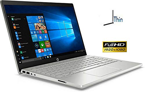 HP 14-ce0064 Slim and Light Laptop 8th Gen Intel i5 up to...