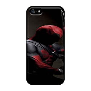Hot Snap-on Deadpool Hard Cover Case/ Protective Case For Iphone 5/5s